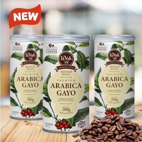 Arabica Gayo WOH
